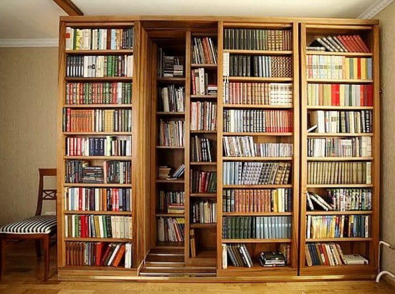 В моей квартире на полках книжных... (мила григ) / стихи.ру.